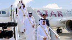 Wafdi ka Socda Qatar oo Muqdisho yimid